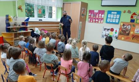 Bezpieczny Przedszkolak 13 - 17.09.2021 r.