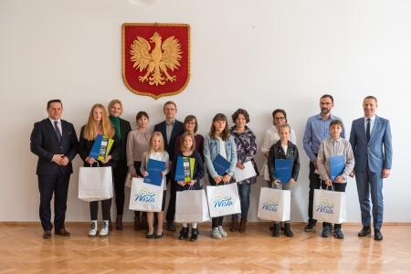 Dzień Edukacji Narodowej - Nagrody Burmistrza